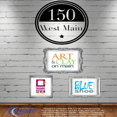 150 West Main Street - Lancaster, Ohio - Art District