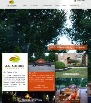 J.S. Goode Landscaping - Circleville, Ohio