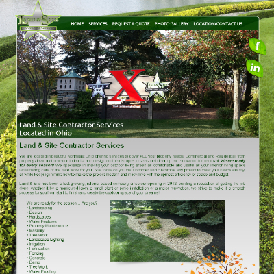 Land and Site Contractor Services