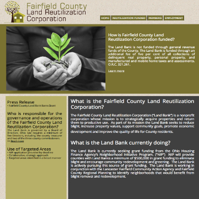 Fairfield County Land Reutilization Corp.