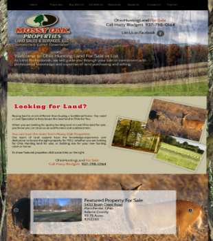 Ohio Hunting Land For Sale