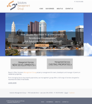 Solutions Management Group - Property Management in Ohio