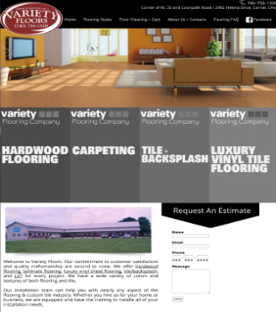 Variety Flooring in Carroll, Ohio