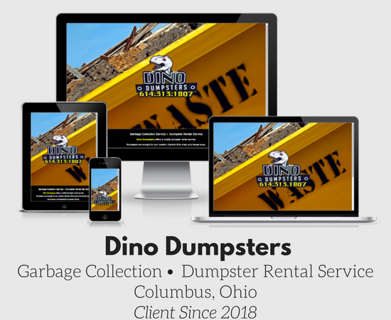 Dino Dumpsters