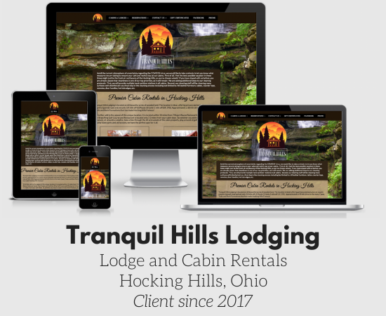 Tranquil Hills Lodging - Logan, Ohio