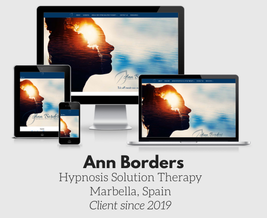 Ann Borders - Hypnosis Solution Therapy