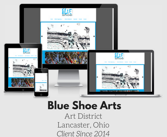 Blue Shoe Arts Studio