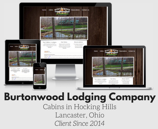 Burtonwood Lodging - Rentals in Hocking Hills, Ohio