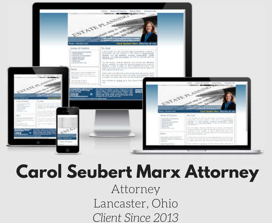 Carol Seubert Marx, Attorney at Law