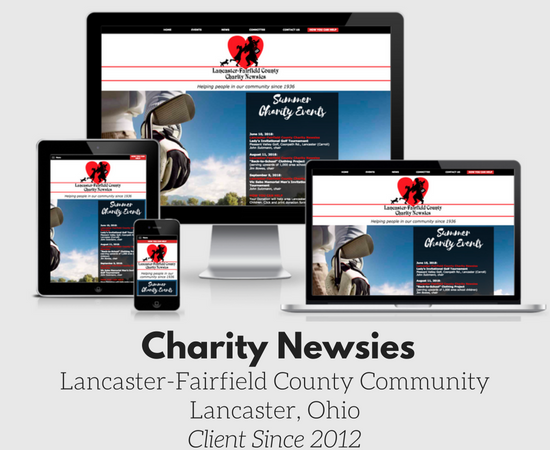 Lancaster-Fairfield County Charity Newsies