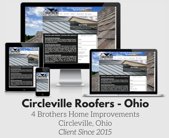 Circleville Roofers - Ohio