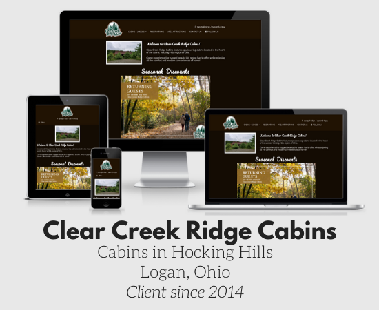 Clear Creek Ridge Cabins