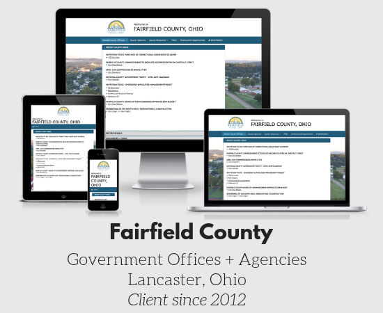 fairfield County Government offices