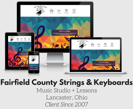 Fairfield County Strings and keyboards