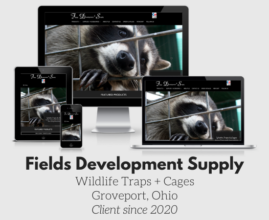 Fields Development Supply Traps and Cages