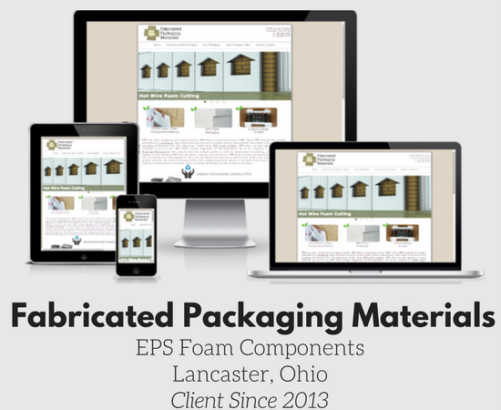 Fabricated Packaging Materials