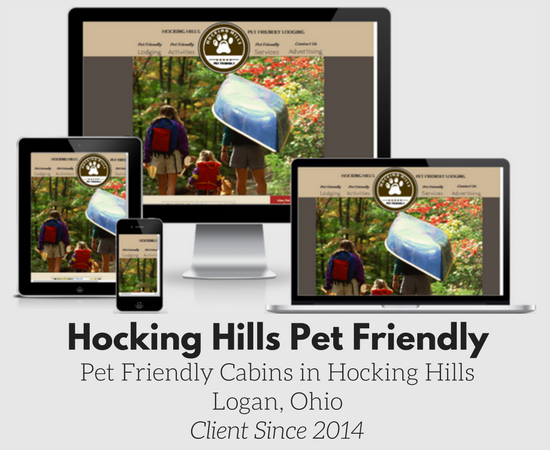 Hocking Hills Pet Friendly Lodging