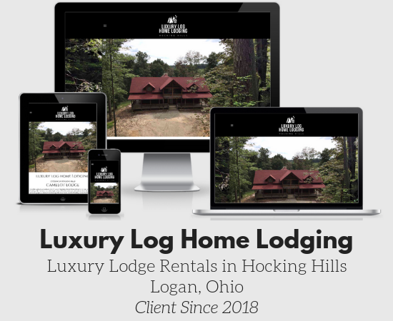 Luxury Log Home Lodging