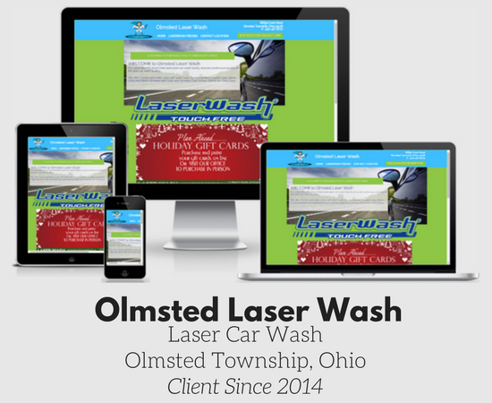 Olmsted LaserWash