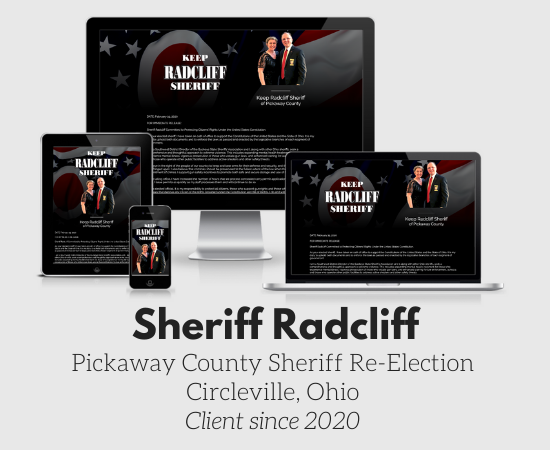 Keep Radcliff Sheriff Pickaway County