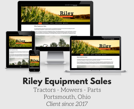 Riley Equipment Sales