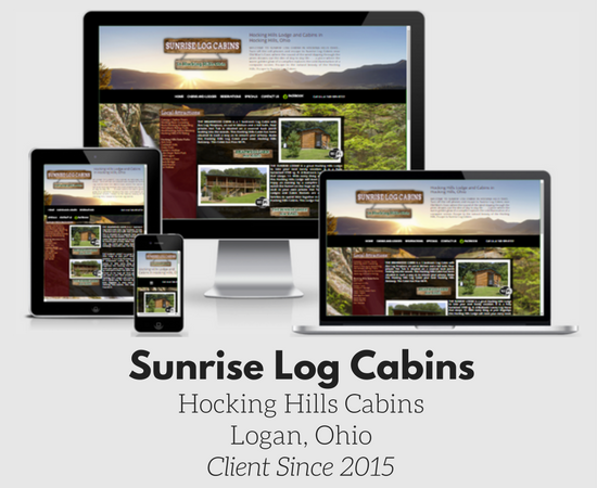 Sunrise Log Cabins