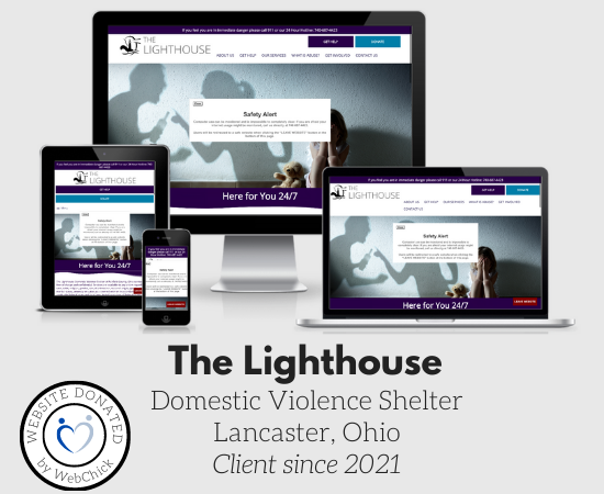 The Lighthouse Domestic Violence Shelter of Fairfield County, Ohio