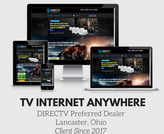 TV Internet Anywhere DIRECTV